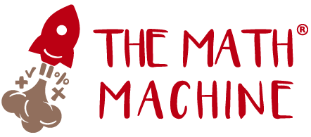 The Math Machine Logo